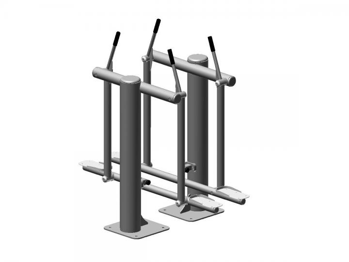 OUTDOOR EXERCISE MACHINE TR-12A