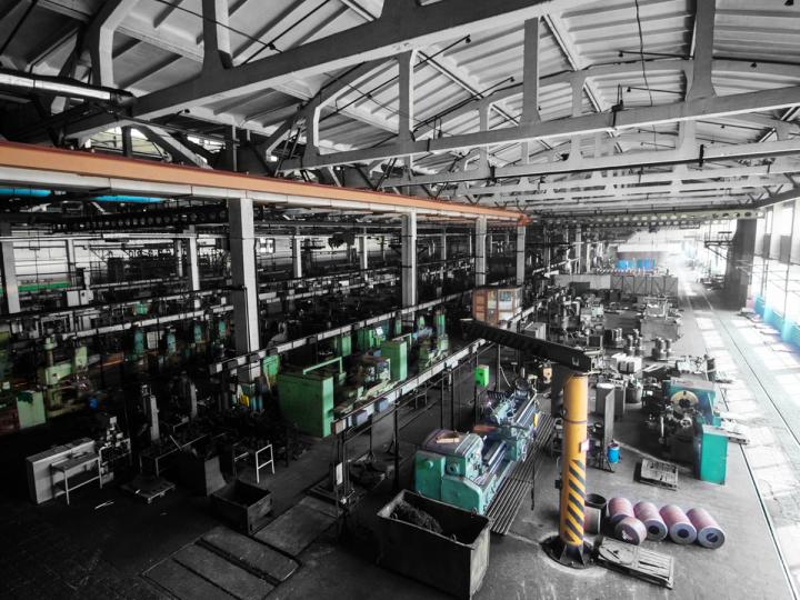 Fabricated metal products manufacturing facilities